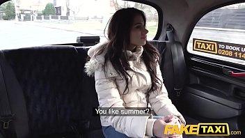 Fake Taxi Hot Latina Baby Nicols Deepthroats And Swallows On Backseat Taxi