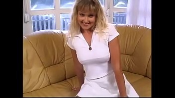 Hungarian gal w ith golden hair and small tits  and small tits Niky Montana is