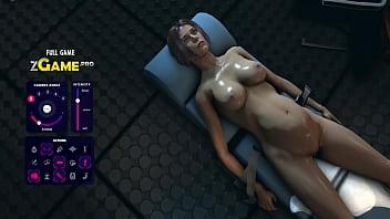 3d porn shiloh sharada getting penetration hole facialized...