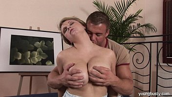 Gerald nell sucks - Chubby young ruby gets big tits fucked and jizzed
