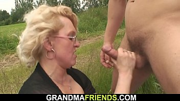 Outdoor fuck buddies Two buddy fuck sexy blonde granma outdoors