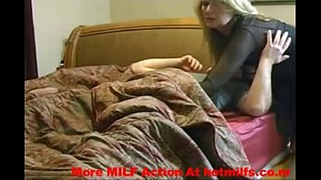 Horny MILF Sucks And Fucks Her Step Son – More MILF Action At hotmilfs.co.nr