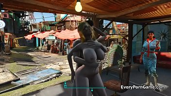 Real Fallout 4 Sex Footage 3 min