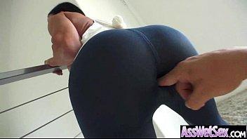 Big Ass Wet Girl (jewels jade) Get It Deep In Her Butt Hole clip-17