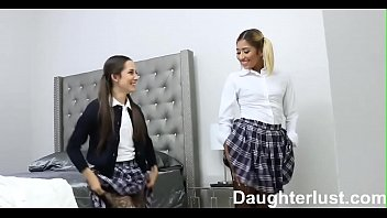 Naughty Teen Girls Fucked By Old Dads