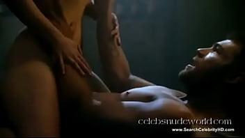 Anna Hutchison nude Spartacus S03E08
