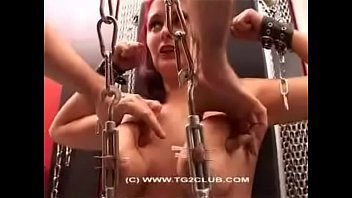 Anita Gets Screwed - Intense Tit Torture by the Master of this genre.