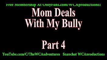 Bully types adult Mom deals with my bully part 4
