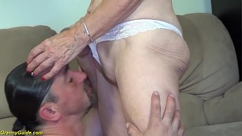 81 years old mom b. banged by stepson thumbnail