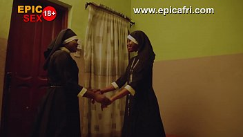 Innocent Nuns Fucks and Squirts after Evening Prayers - Trailer