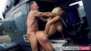 DigitalPlayground - Fly Girls Final Payload Scene 4 (Nicolette Shea, Marcus London)