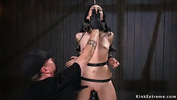 Slave gagged and banged in device thumbnail