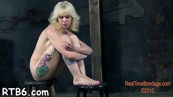 Tattoo couple nude Bondman gets ardous caning