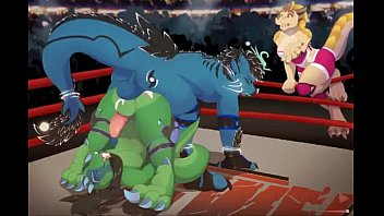 Jasonafex the Dragon getting ass-fucked in boxing ring - YIFF Jasonafex - XVIDEOS com