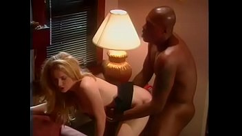 Posh young blonde agent of secret service Ava Vincent came to her boss to show him real sexual pleasure