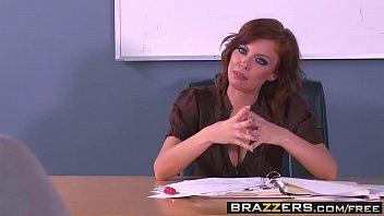 Brazzers - Big Tits at School - (Britney Amber, Xander Corvus) - Titty Film 8 min