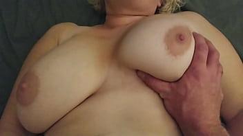 Homemade fucking amateur chubby wife