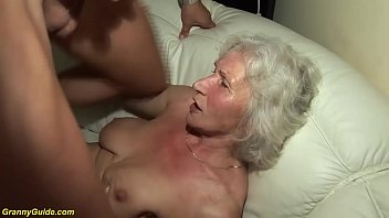 crazy 75 years old grandma first porn video [노인과 젊은여자 old and young]