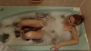 Piranha Sharks: Sexy Nude Girl Bath