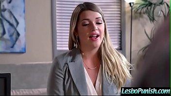 Gorgeous Girl (eva&jenna) Get Punished By Mean Lezbo mov-09