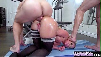 Deep Hard Anal Sex With Huge Butt Horny Girl (Phoenix Marie) mov-28