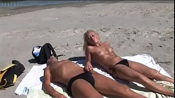 Mens jockey bikini underwear - Passion on the beach for a milf slut