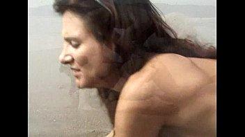 Beach lesbos