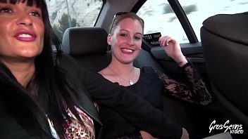 Beautiful Gypsies Make Free Porn Movies In The Car