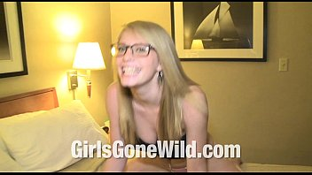 Giels gone wild getting fucked - Girls gone wild young horny blonde girl in jean skirt gets naked