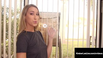 Hot Fucked Up Fox Kimber Lee Smokes A Cock & More!