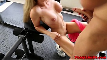 Boston domination rachel - Bigboob skank brutally screwed in gym