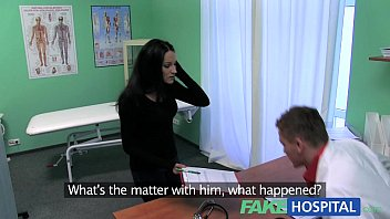 FakeHospital Tight hot wet patient moans with pleasure thumbnail