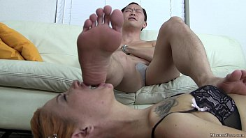 Fetish foot male story story Female worship male feet