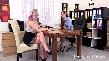 Simplyanal - The Interview - Lesbian Anal
