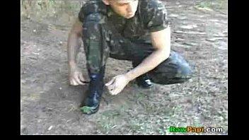 Brasileiros Militares Bareback