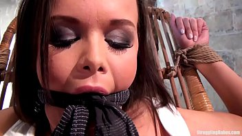 Mature hoes slags - Linet bound gagged stripped whipped vibed machine-fucked