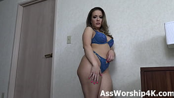 Dominated by Daisy Ducati's ass