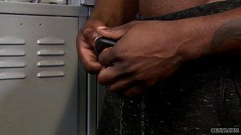 Interracial Locker Room Gay Sex - Bareback