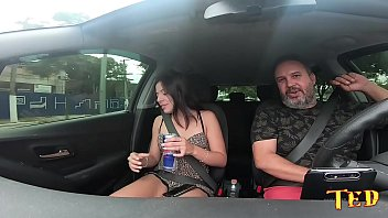 The young Pamela Pantera took a ride with Ted # 18 and tells about some things in her life 20 min