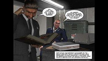3D Comic: Freehope 3