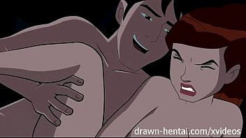 Porn videos for ben 10 Ben 10 hentai - kevin bad again