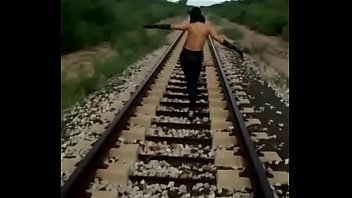 Mexico naked Walking half naked in public