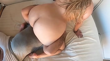 Delicious perfect curvy ass, face sitting and doggy style - I met her on sxdates.com thumbnail