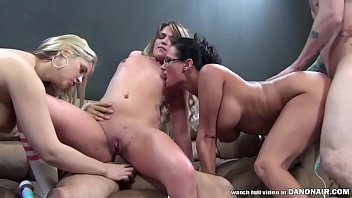 EPIC ANAL SEX ORGY with Sarah Vandella, Tory Lane and Casey Stone