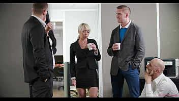 Big-boobed Secretary Valentina Ricci's Ass Destroyed By Hung Christian Clay In Office Bathroom - 4K Teaser