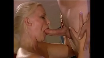 Horny housewife seduces stud to let her stroke and deepthroat his cock pornhub video
