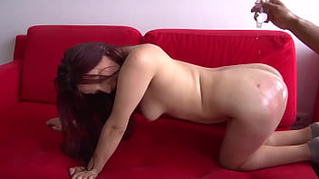 CARNE DEL MERCADO – (Reina & Logan) Sexy Latina Takes Thick Cock From Behind
