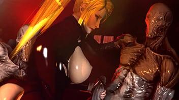 Monster kim possible 2 lesbian cartoon Hentai Fortnite anime hentai forced threesome