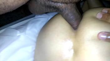 Chinese Masseuse Gets Butthole Stuffed Pt 2