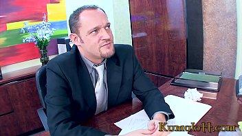 Kumalott - He Fucked Is Brunette Secretary! 43 min